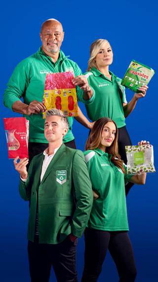 Join Repak Team Green