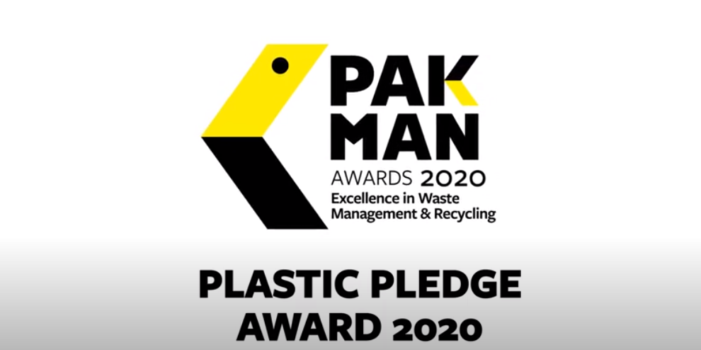 Pakman Plastic Pledge Awards Highlights