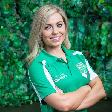Anna Geary Team Green Ambassador