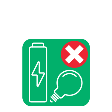 Please bring batteries and bulbs to your local drop off point