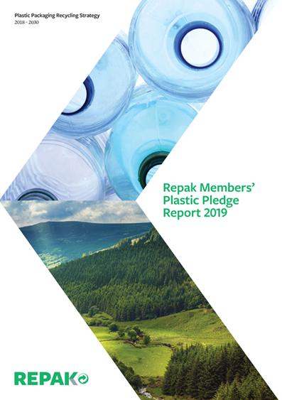 Plastic Pledge Progress Report 2019