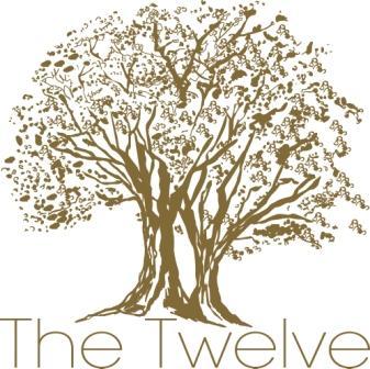 The Twelve Hotel Logo